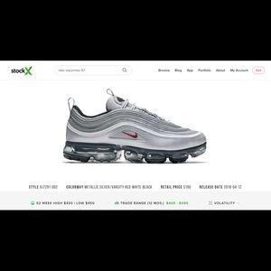 Nike Vapormax 97 Deadstock